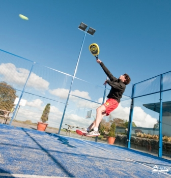 New padel courts
