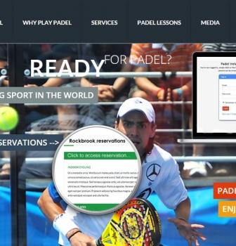 Padel Ireland New Web page