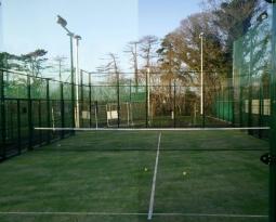Play padel at Portmarnock Leisure Centre